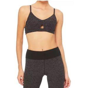 ALO Yoga Intimates & Sleepwear - Alo Yoga Lounge bra Heather Gray XS NWT